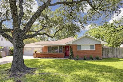 Houston Single Family Home For Sale: 5111 W Bellfort Street