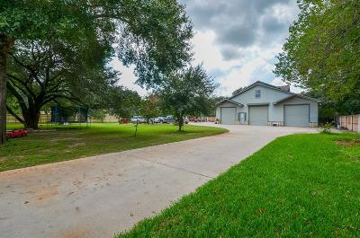 Katy Multi Family Home For Sale: 4907 Katy Hockley Road