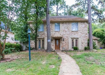 Memorial Northwest Single Family Home For Sale: 16910 Summit Oaks Lane