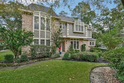 Houston Single Family Home For Sale: 1710 Hidden Villas Drive