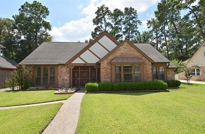 Spring TX Single Family Home For Sale: $214,900