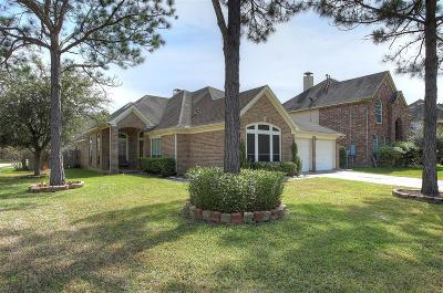 League City Single Family Home For Sale: 401 Prattwood Court