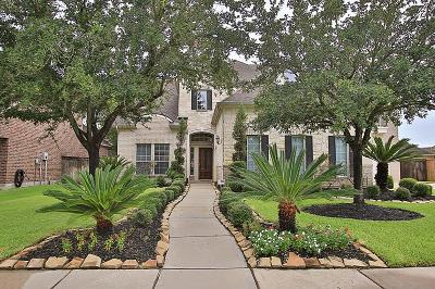 Cypress Single Family Home For Sale: 11811 Oakshield Lane