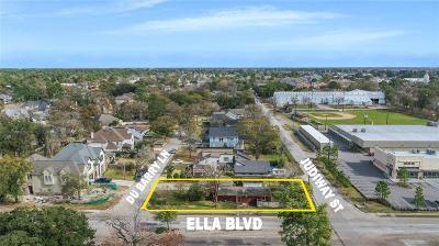Houston Single Family Home For Sale: 1147 Du Barry Lane
