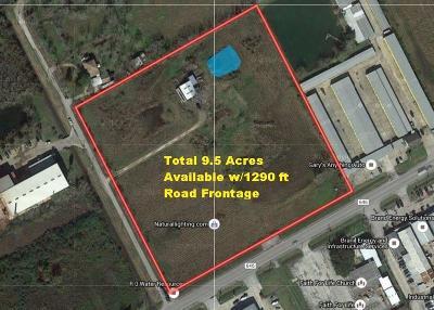 Dickinson Single Family Home For Sale: 1414 Fm 646 Road E