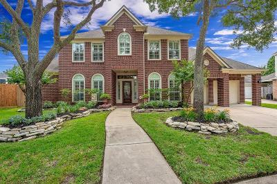 Cinco Ranch Single Family Home For Sale: 22407 Kendall Shay Court