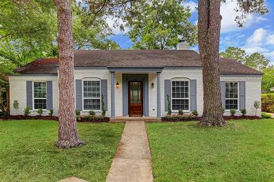 Houston Single Family Home For Sale: 12607 Trail Hollow Drive