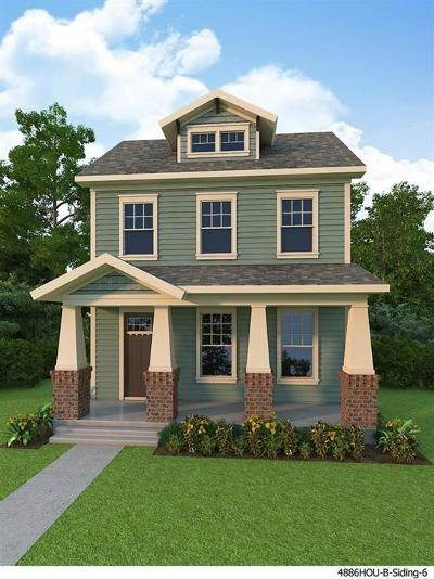 Bridgeland Single Family Home For Sale: 16722 Poplar Branch