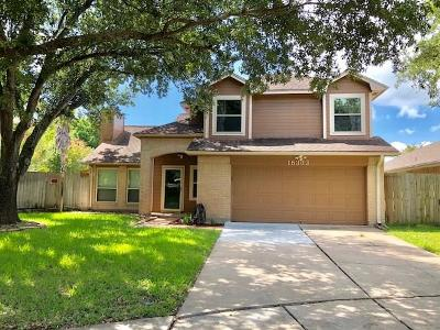 Sugar Land Single Family Home For Sale: 16303 Redwood Forest Court