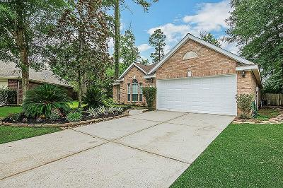 The Woodlands TX Single Family Home Pending: $285,000