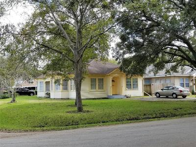 Rosenberg Single Family Home For Sale: 1201 8th Street