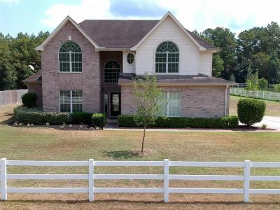 Montgomery Single Family Home For Sale: 11539 Shelleys Run