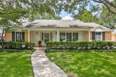 Houston Single Family Home For Sale: 9022 Marlive Lane