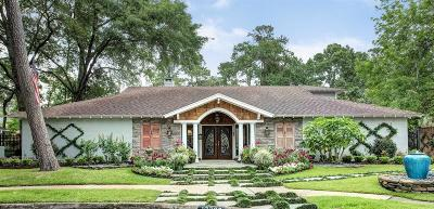 Houston Single Family Home For Sale: 12302 Huntingwick Drive