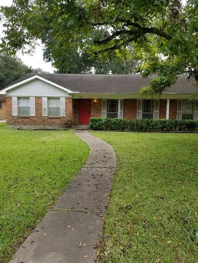 Houston Single Family Home For Sale: 5239 Willowbend Boulevard