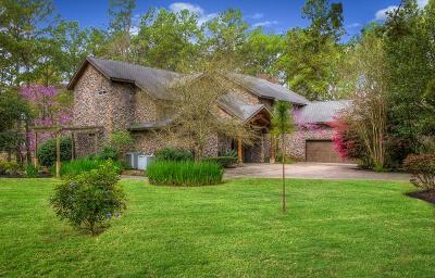Single Family Home For Sale: 117 South Wind Drive