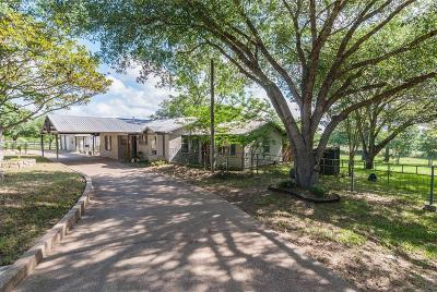 Bellville Single Family Home For Sale: 1010 Kenney Hall Road