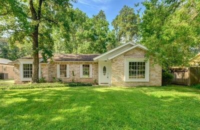 Conroe Single Family Home For Sale: 2540 River Ridge