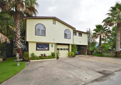 Clear Lake Shores Single Family Home For Sale: 622 Narcissus Road