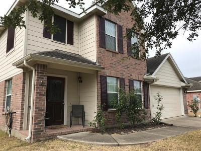 Pearland Single Family Home For Sale: 3704 Whitlam Court