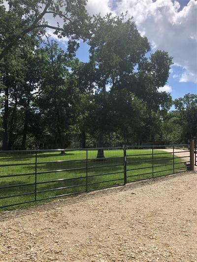 Willis Farm & Ranch For Sale: 18524 Molk Road