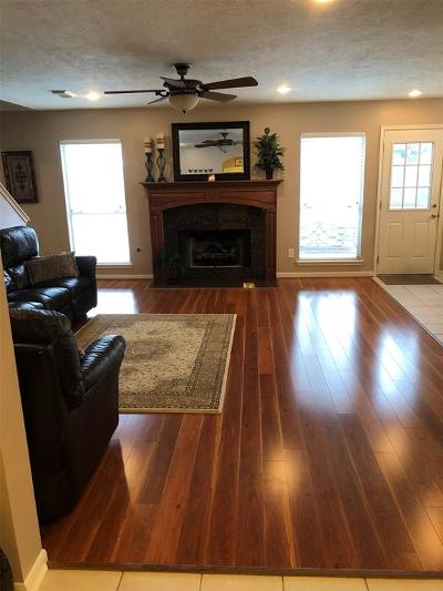 Friendswood, Pearland, League City, Alvin Single Family Home For Sale: 2819 Burgess Hill Court