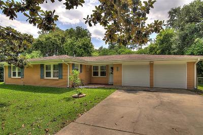 Texas City Single Family Home For Sale: 317 S Amburn Road