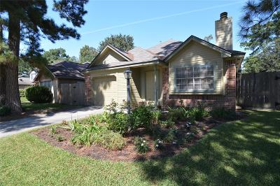 Spring TX Single Family Home For Sale: $139,900