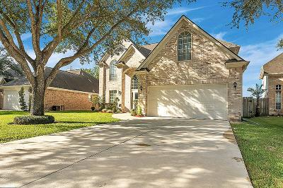 Pasadena Single Family Home For Sale: 7023 Crystal Dowels Drive