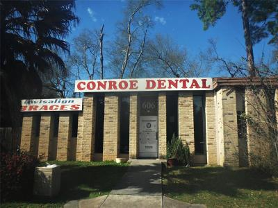 Conroe Single Family Home For Sale: 606 Everett Street