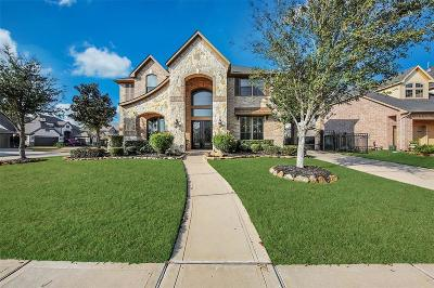 Katy Single Family Home For Sale: 5134 Cinco Forest Trail