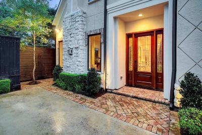 Houston Single Family Home For Sale: 41 Hackberry Lane