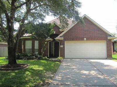 Sugar Land Single Family Home For Sale: 15515 Truslow Point Lane