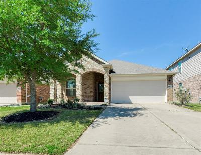 Katy Single Family Home For Sale: 6422 Genet Drive