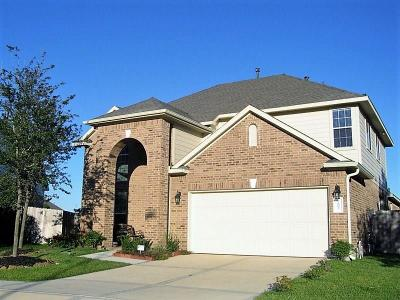 Katy Single Family Home For Sale: 5002 Azalea Meadow Lane
