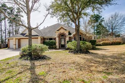 Conroe Single Family Home For Sale: 1814 Pembrook Circle