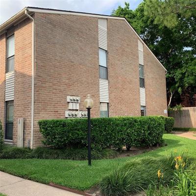 Houston Condo/Townhouse For Sale: 2425 Augusta Drive #50