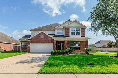 Pearland Single Family Home For Sale: 3213 Cactus Heights Lane