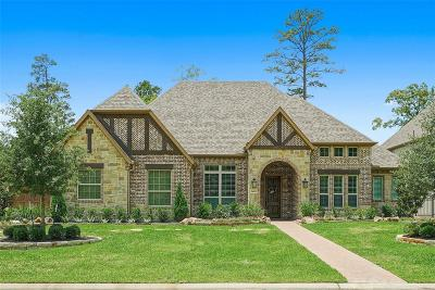 Spring Single Family Home For Sale: 24811 Trull Brook Lane