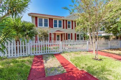 Galveston Rental For Rent: 4810 Avenue Q 1/2 Street