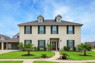 Manvel Single Family Home For Sale: 6631 Sommerville Lane