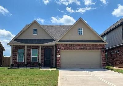 Galveston County Rental For Rent: 6566 Geisler Crossing Lane