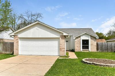 Houston Single Family Home For Sale: 12714 Autumn Mill Drive