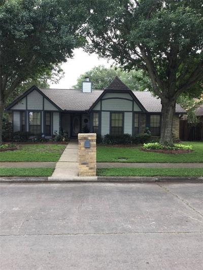 Bay City TX Single Family Home For Sale: $212,000