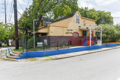 Houston Single Family Home For Sale: 3101 Navigation Boulevard