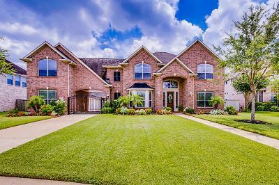 League City Single Family Home For Sale: 3311 Elm Creek Drive