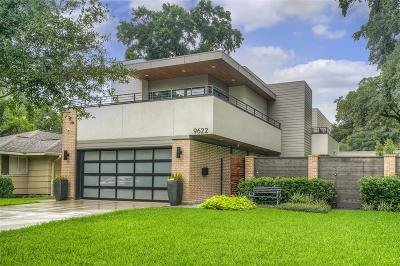 Houston TX Single Family Home For Sale: $1,249,000