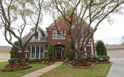 Sugar Land Single Family Home For Sale: 2010 Larimer Point Court