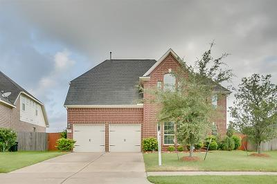 Richmond Single Family Home For Sale: 19210 Cannon Hills Lane