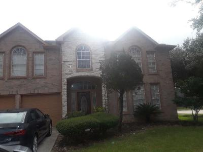 Humble TX Single Family Home For Sale: $210,000